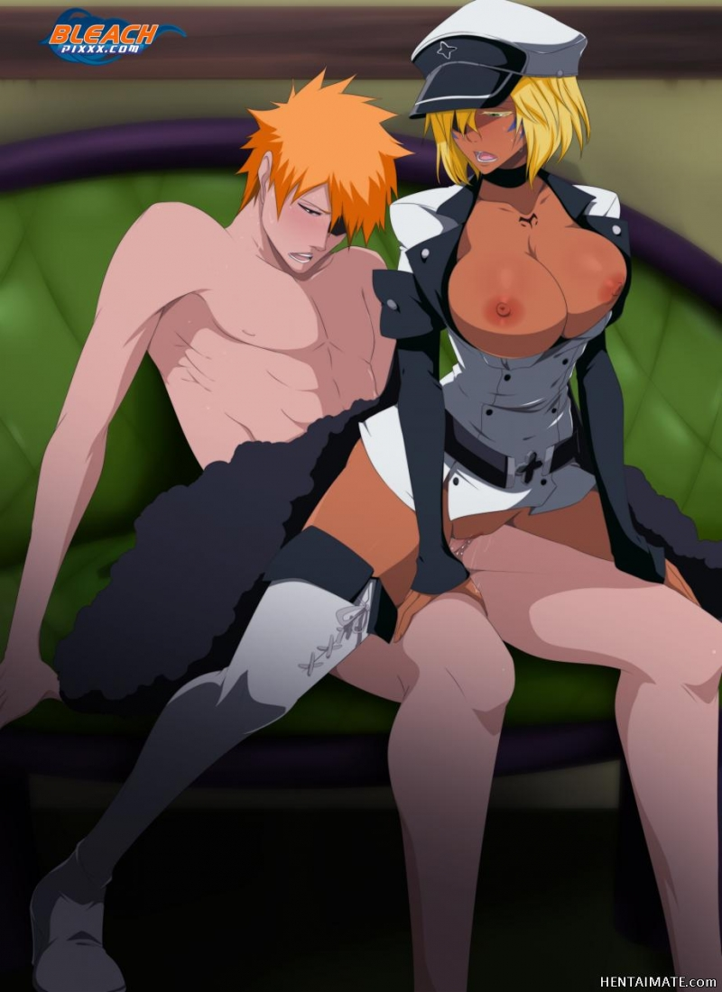 Sex Bleach Anime