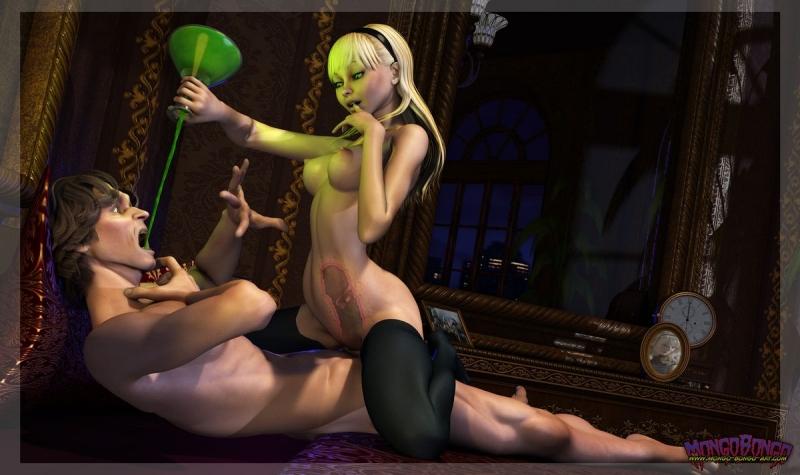 SpiderMan Hentai Porn Doujinshi
