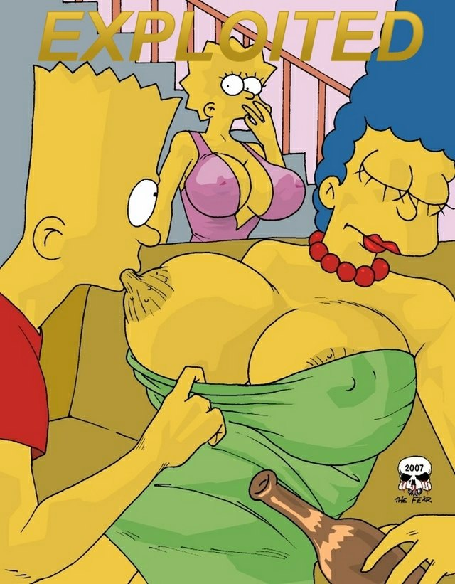 Exploited - Incest in simpson family