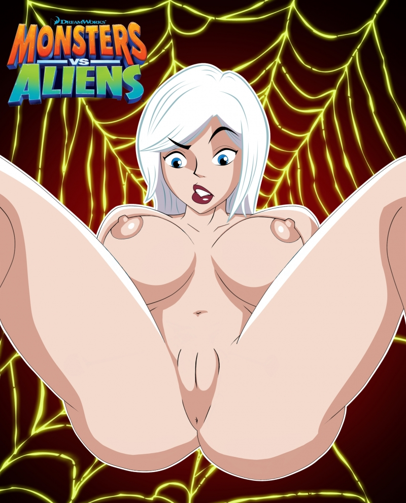 Monsters Vs Aliens Nude