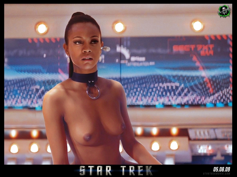 Star Trek Fake Sex Video