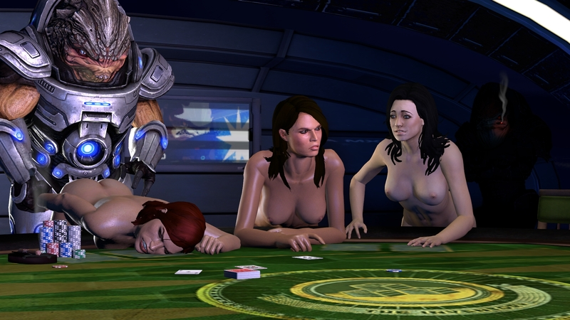 1247601 - Ashley_Williams Commander_Shepard FemShep Grunt Mass_Effect Mass_Effect_3 Miranda_Lawson Wrex.jpeg