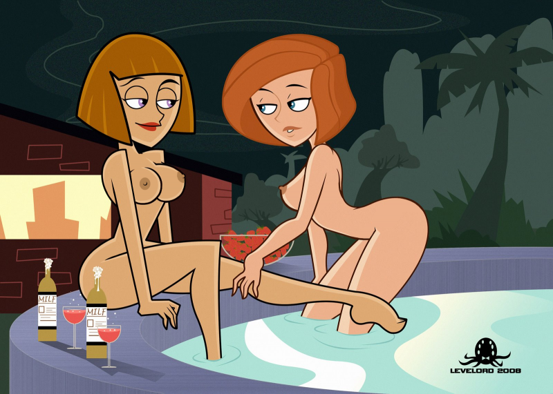 Free Porn Cartoons Of Kim Possible