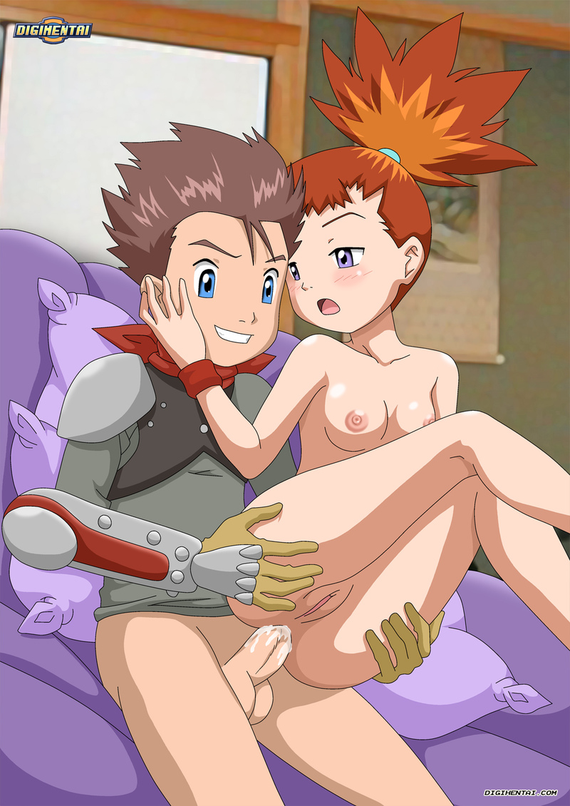 Digimon Comic Porn
