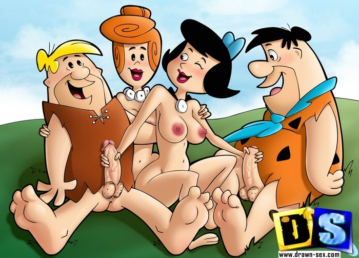 Flintstones Cartoon Sex