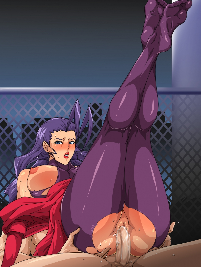 Street Fighter Hentai Cammy