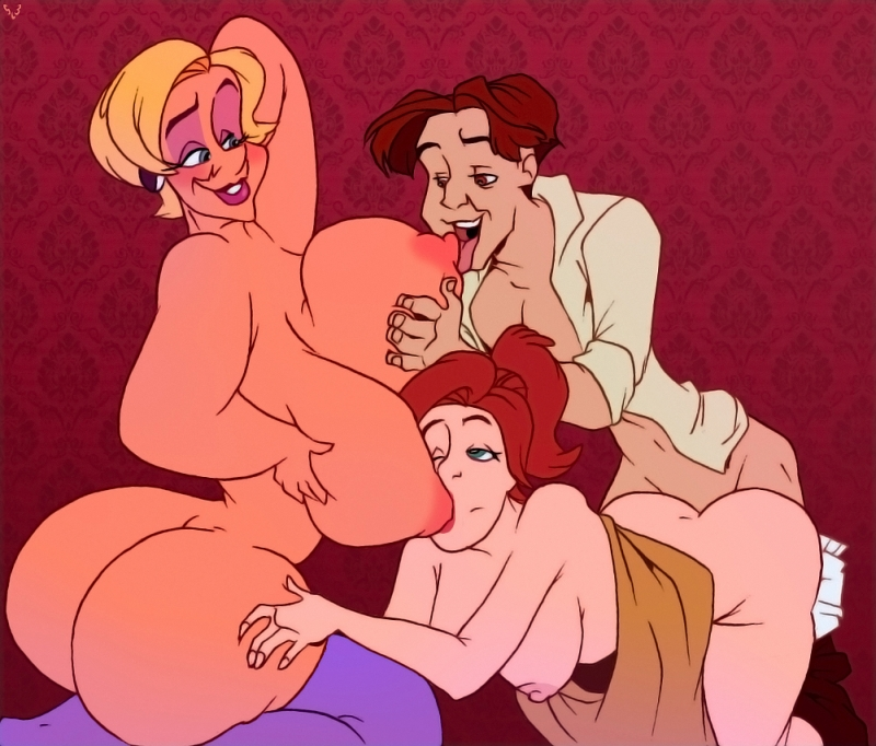 Anastasia Cartoon Sex