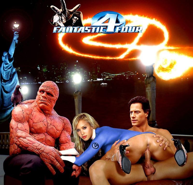 1249277 - Fantastic_Four Ioan_Gruffudd Jessica_Alba Marvel Reed_Richards Sue_Storm fakes.jpg