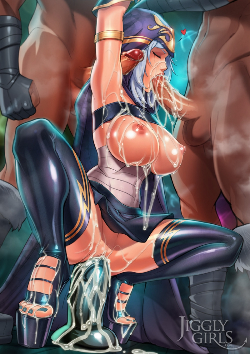 League Of Legends Ashe Rule 34