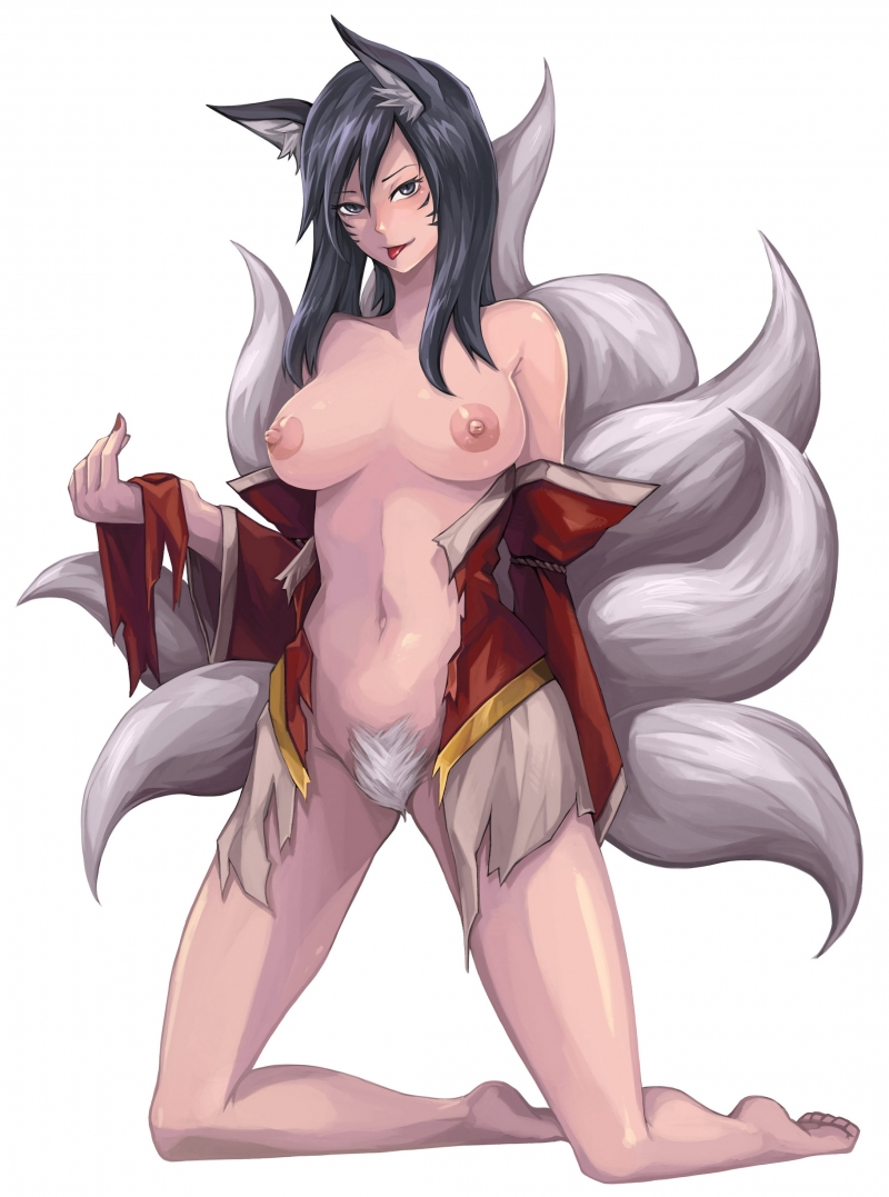 Vayne Sona Ahri ahri-rebell-league-of-legends.jpg