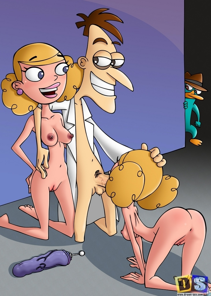 Phineas And Ferb Sex Porn