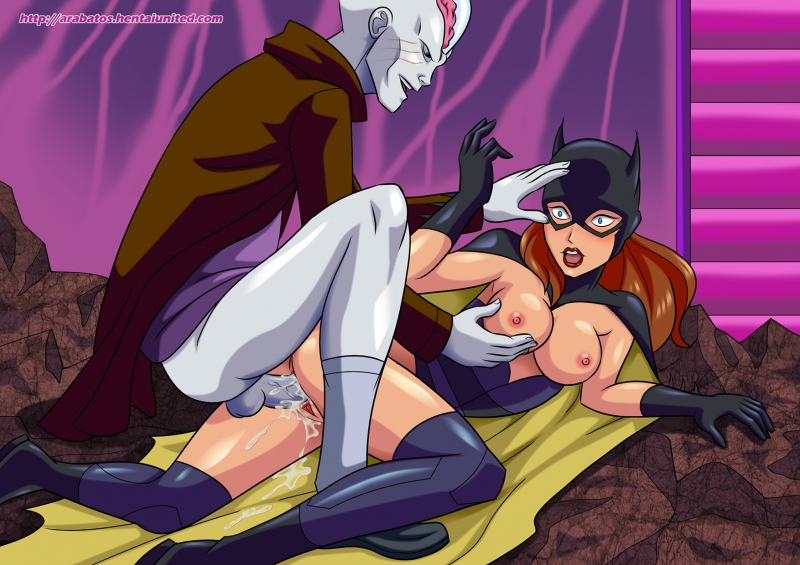 Batgirl gets pulverized but very likely she won't even reminisce this on a next day!