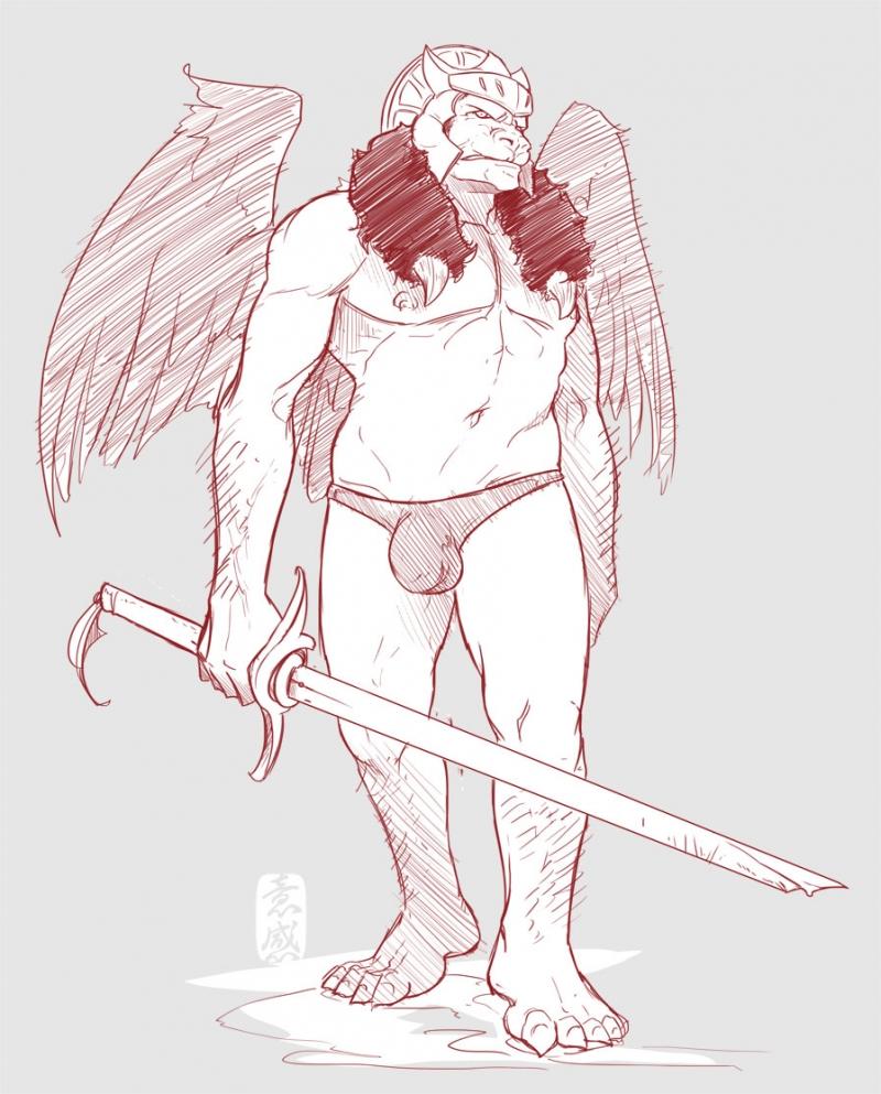 622392 - Goldar Grifforzer Mighty_Morphin_Power_Rangers Super_Sentai Zyuranger.jpg