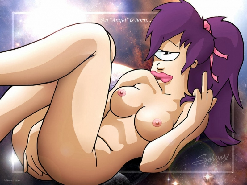 Amy From Futurama Nude