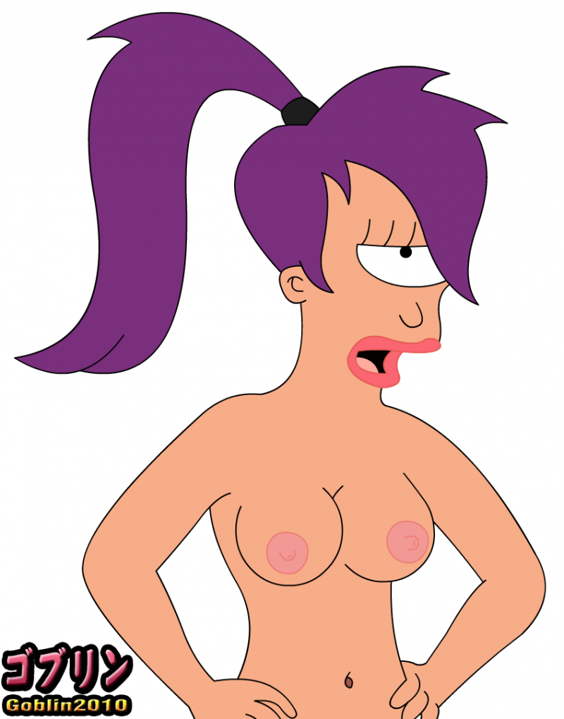 Naked Futurama Cartoons