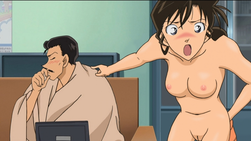Detective Conan Sex Video