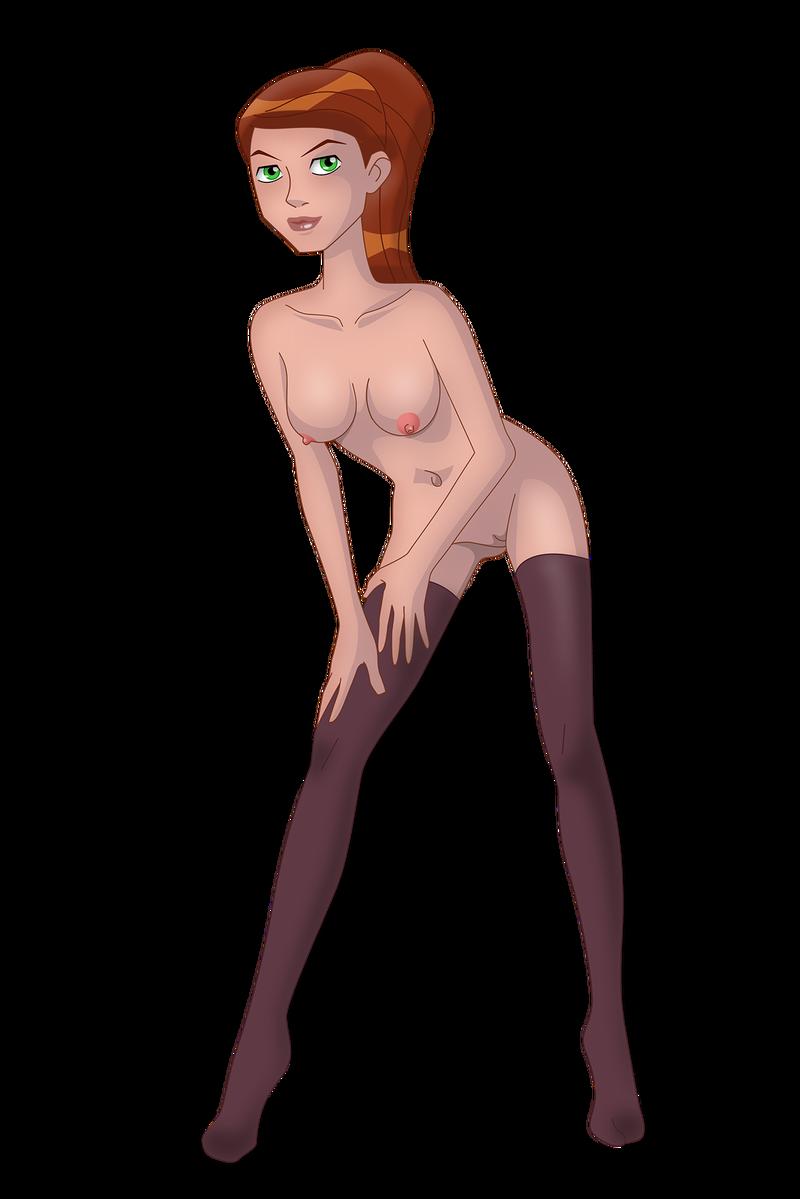 Ben 10 Porn Gwen