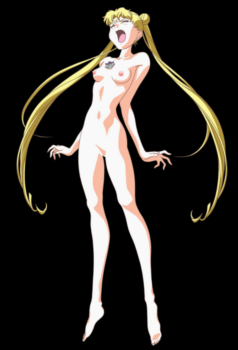 Sailor Moon Sailor Mars Sailor Pluto Chibiusa 1373266 - Sailor_Moon Usagi_Tsukino.png