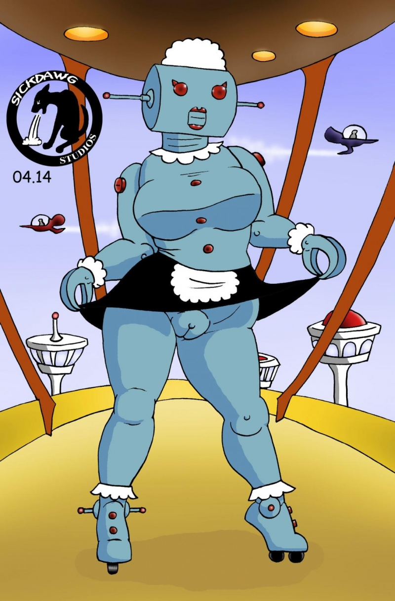 Marron Rosie The Robot Maid Jane Jetson Judy Jetson 1446862 - Rosie_the_Robot The_Jetsons reutersworld.jpg
