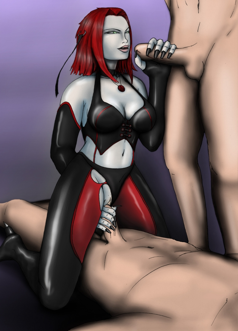 Bloodrayne Hentai Pictures
