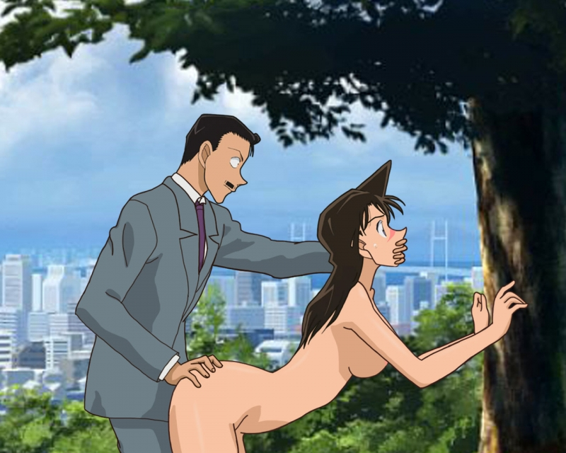 Detective Conan Toon Sex