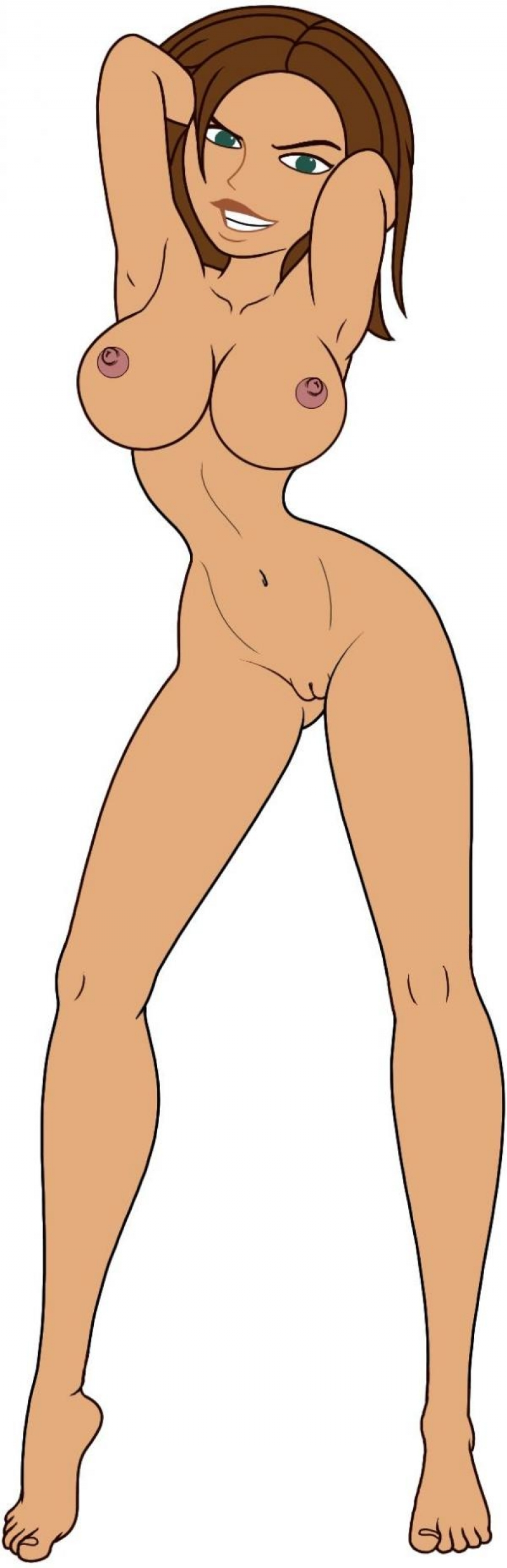 Kim Possible Naked