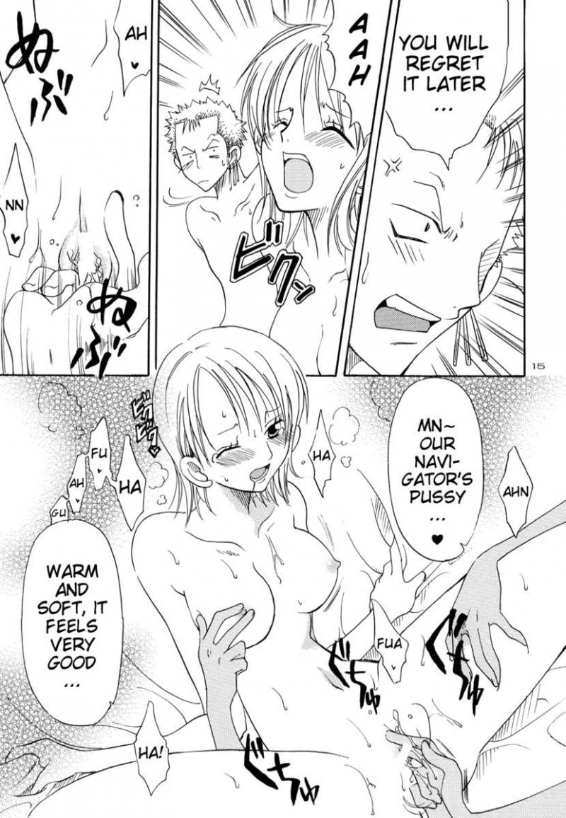 One Piece Hentai Porn Doujinshi