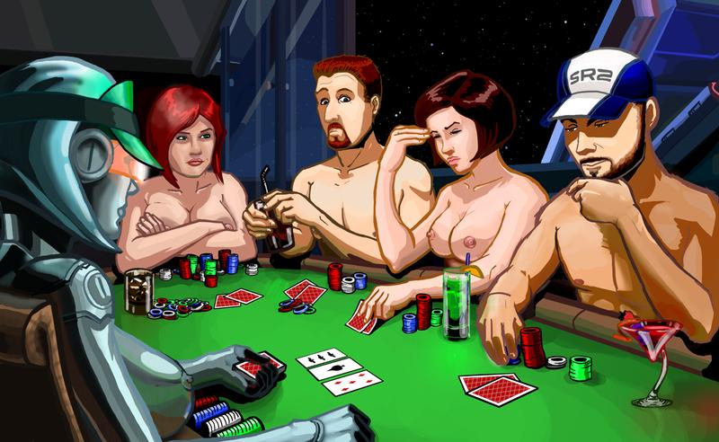 1226976 - Commander_Shepard EDI FemShep Gabriella_Daniels Garrenh Jeff_Moreau Kenneth_Donnelly Mass_Effect Mass_Effect_3.png