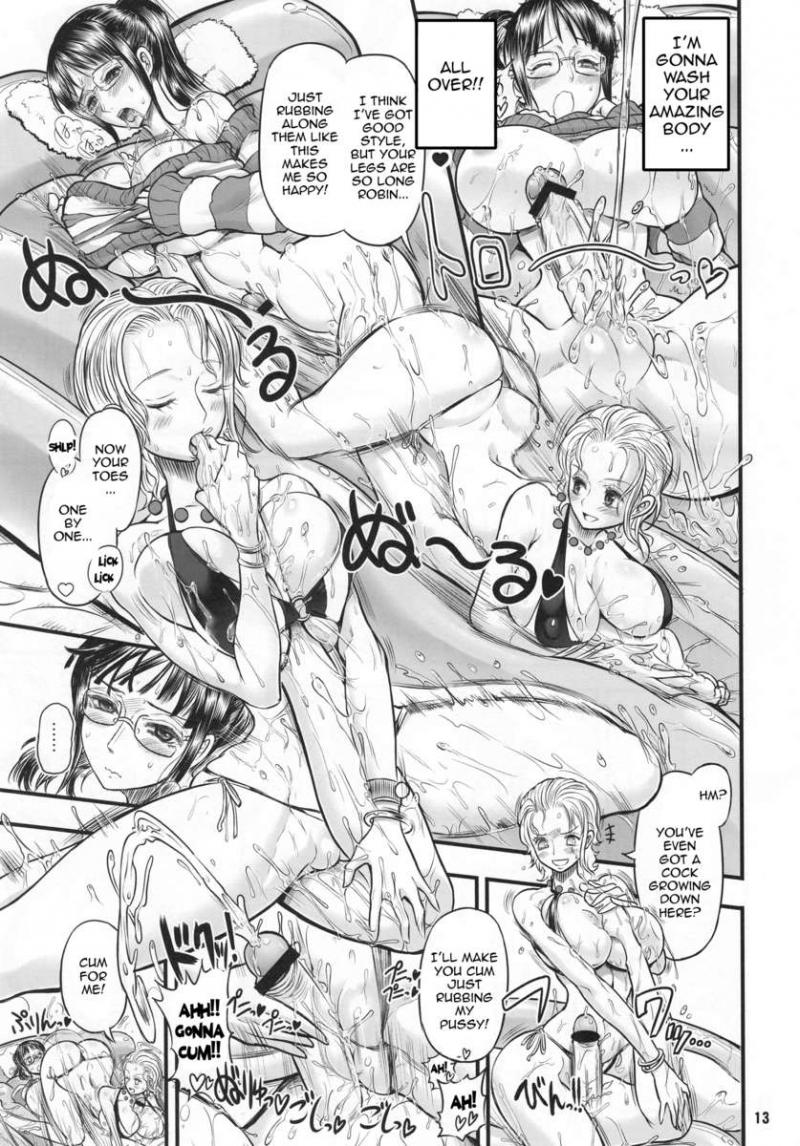 One Piece Nackt Nojiko