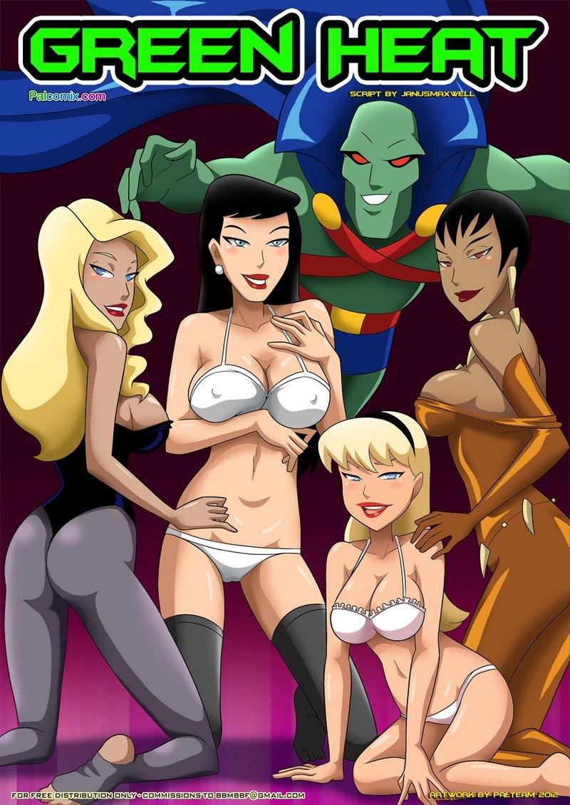 Pussy Sex Images justice league porn parody