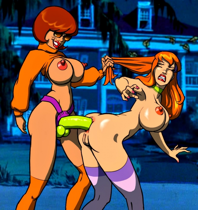 Scooby Doo Cartoon Naked Porn