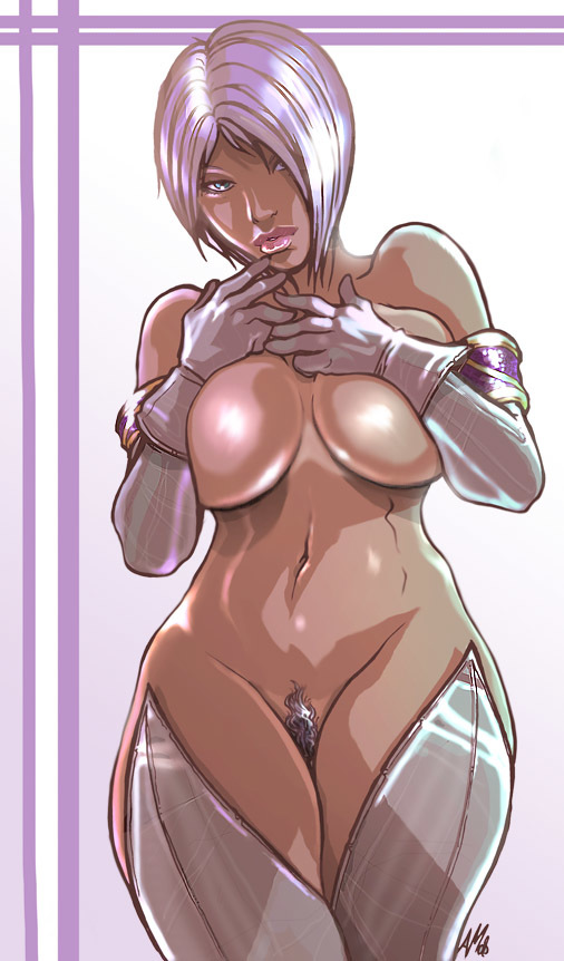 Soul Calibur Hentai Ivy