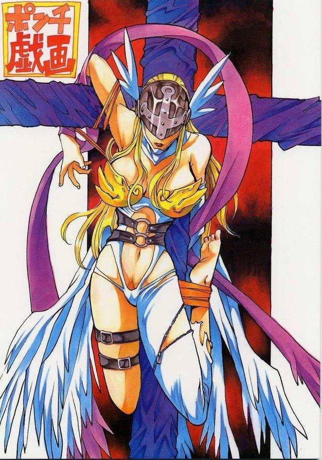 Digimon Ponchi Giga