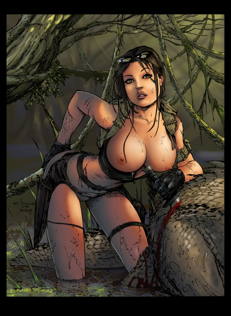 Lara Croft Comix
