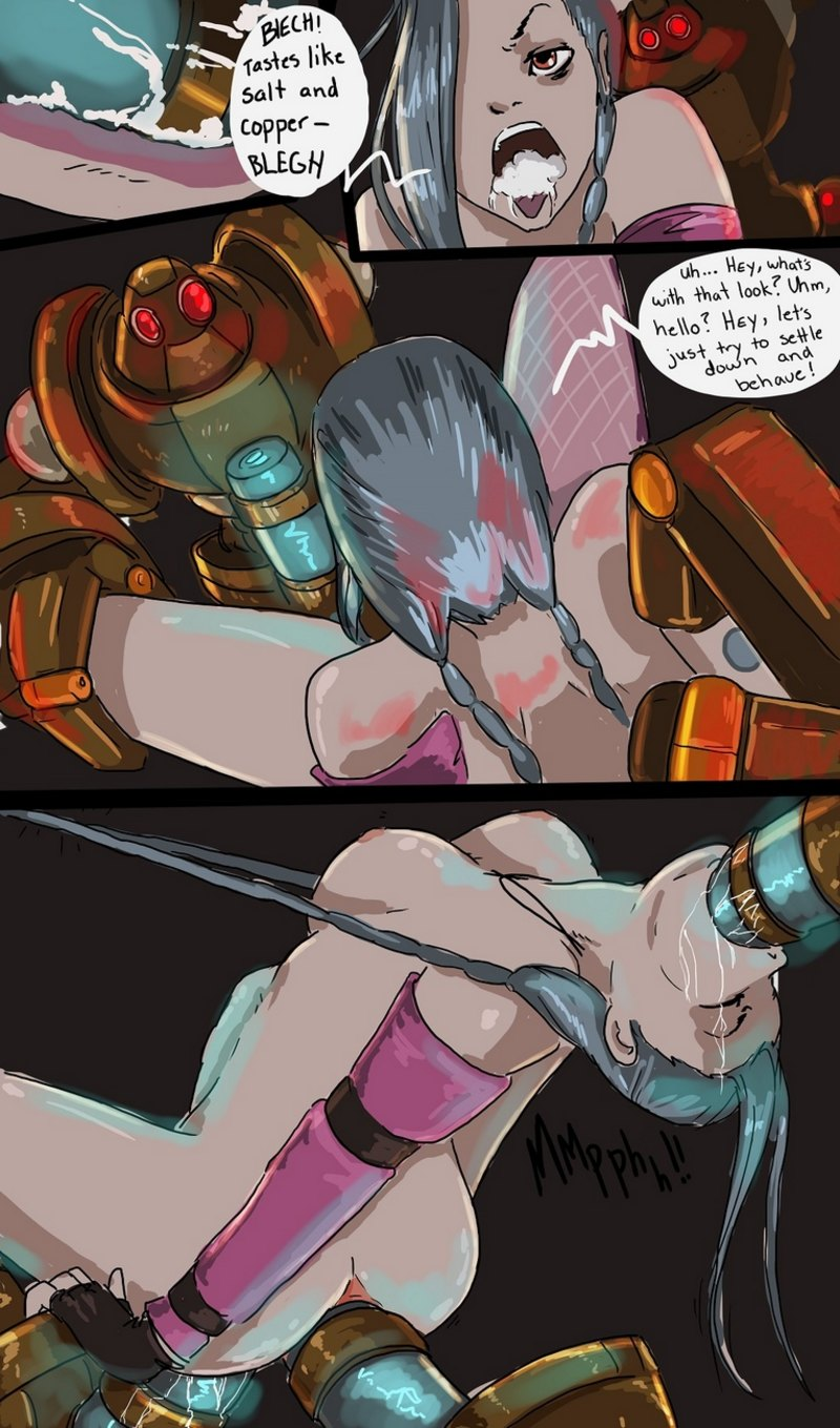 League Of Legends Hentai Porn Doujinshi