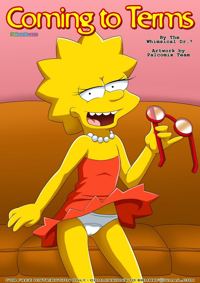 Simpsons porno comics. Coming To Terms