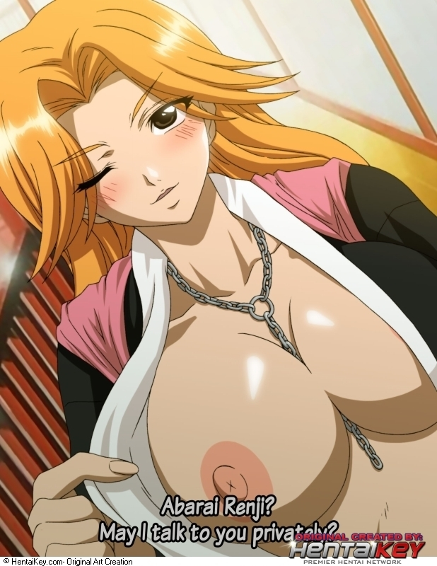 Bleach Anime Girls