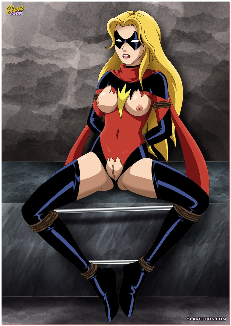 Ms Marvel Sex