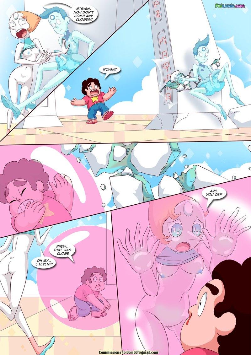 Steven Universe Hentai Porn Doujinshi