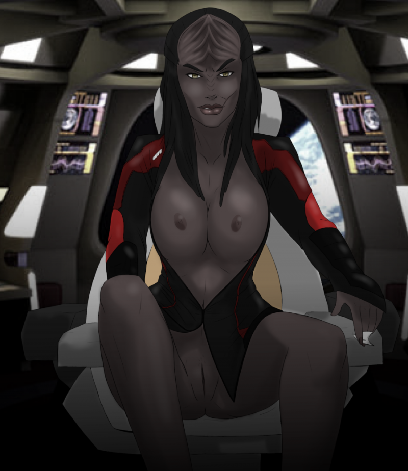 Star Trek - Elite Force 2 Nude