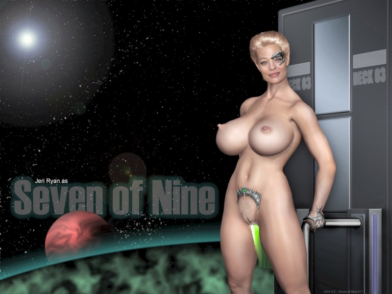 seven of nine sex