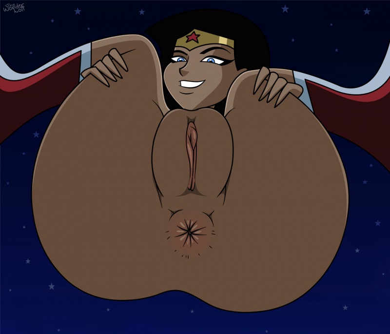 Wonder woman 1109245 - DC DCAU Justice_League RandomRandom Wonder_Woman.png