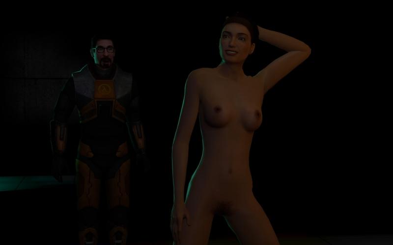 1152597 - Alyx_Vance Gordon_Freeman Half-Life gmod lonely_a$$.jpg
