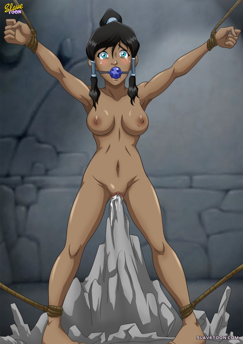 Earth fucky-fucky magic for Korra sheer pleasure