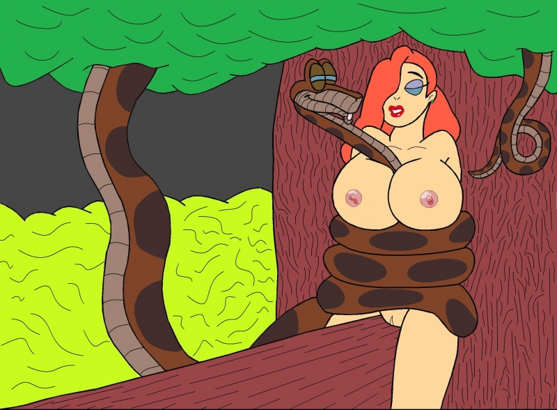 494817 - Jessica_Rabbit Jungle_Book Kaa Who_Framed_Roger_Rabbit crossover jking.jpg