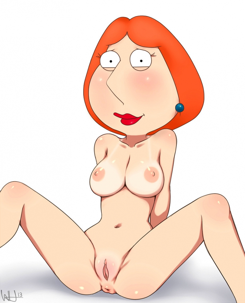 Family Guy Naked Toons