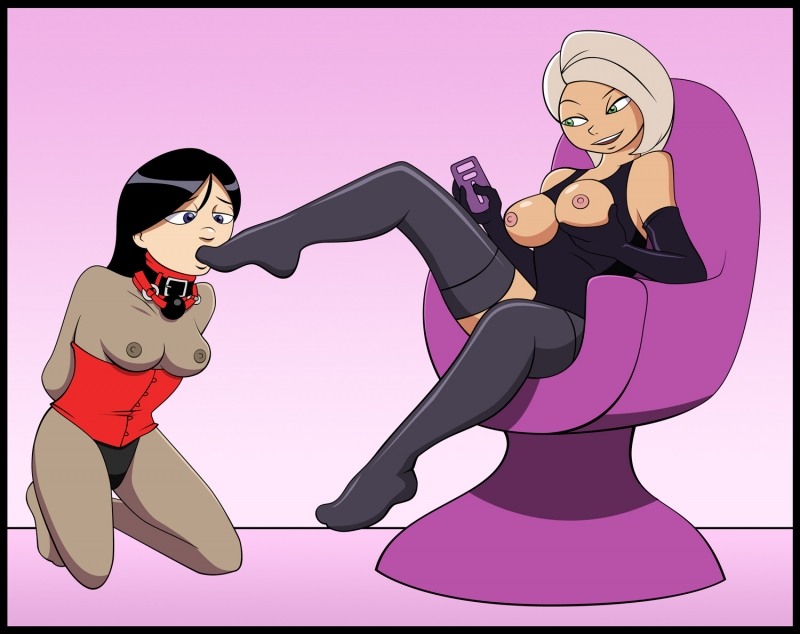 Cartoon Incredibles Porn