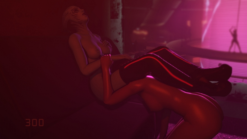 Mass Effect Miranda Sex