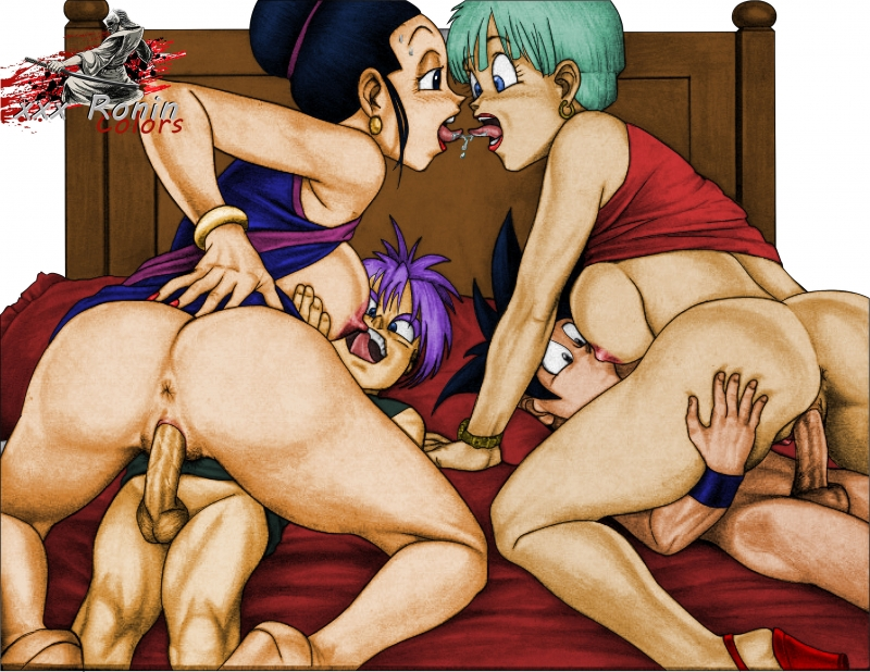 Dragon Ball Comic De Bulma Xxx