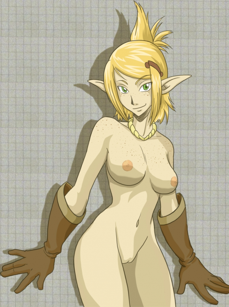 Cartoon Wakfu Xxx